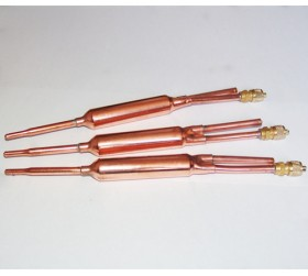 Copper spun filter drier(double inlets)