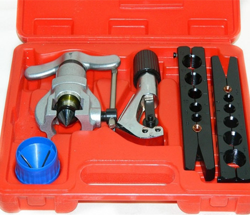 Eccentric flaring & swaging tool set 808