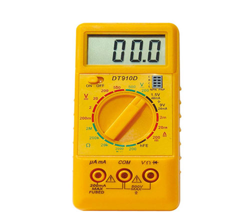 Digital multimeter 910