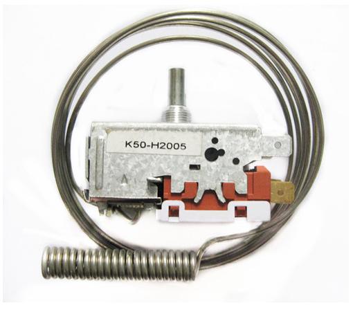 K50 P1125 REFRIGERATION THERMOSTAT FOR REFRIGERATORS K SERIES