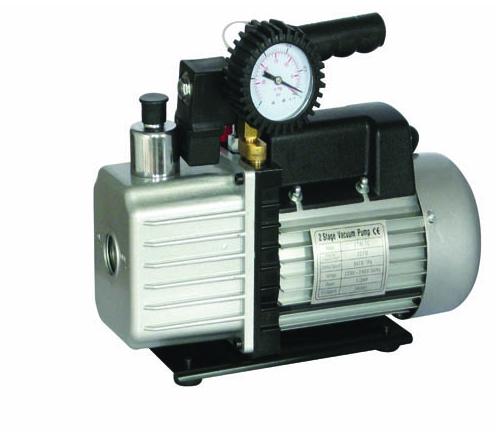 Vacuum Pump With Gauge